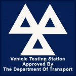MOT Vehicle testing station approved by the Department of Transport